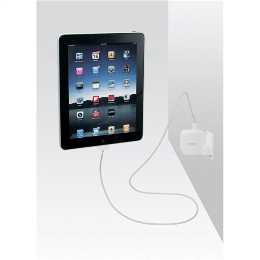 Targus Media Tablets Home USB Charger - Oplader-2