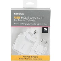 thumb-Targus Media Tablets Home USB Charger - Oplader-3