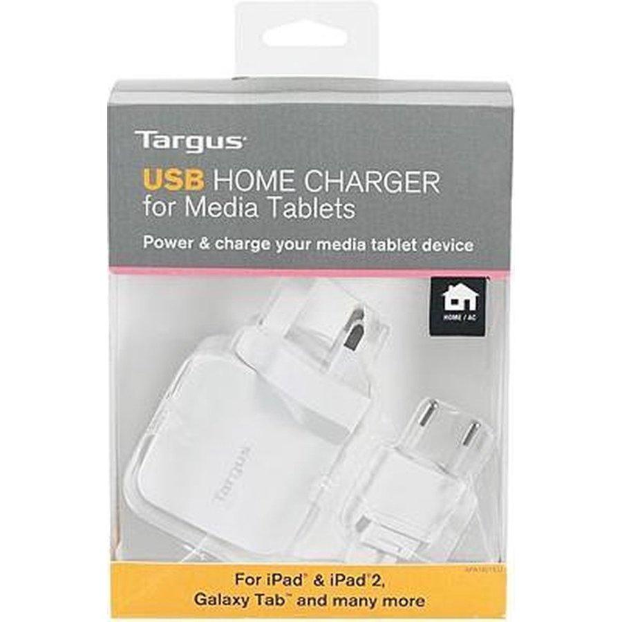 Targus Media Tablets Home USB Charger - Oplader-3