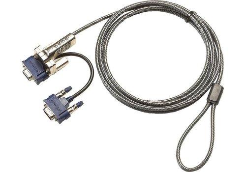 Targus Defcon VPLC | PA492E | Video Port Combination Lock