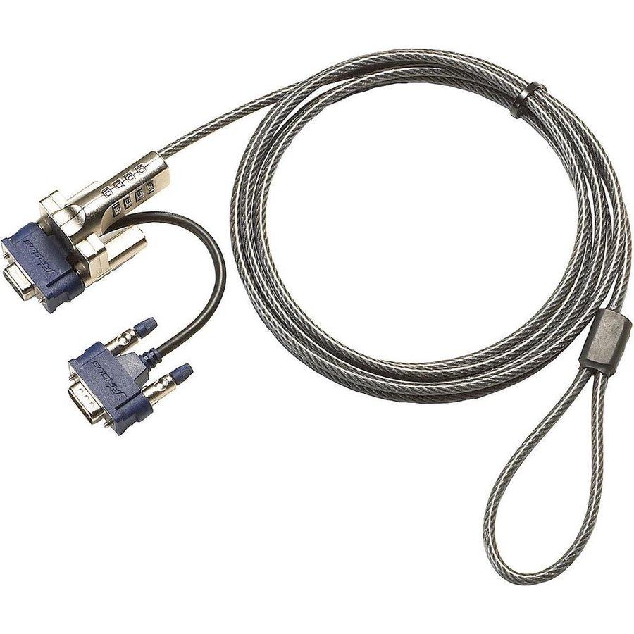 Targus Defcon VPLC | PA492E | Video Port Combination Lock-1