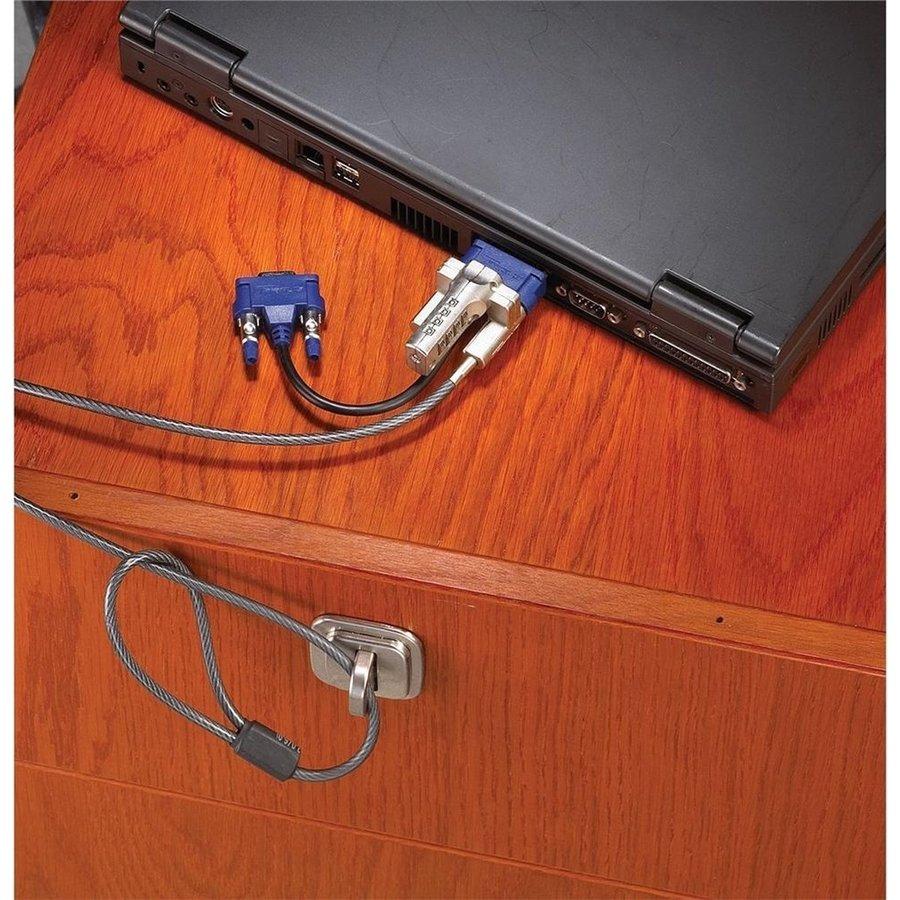Targus Defcon VPLC | PA492E | Video Port Combination Lock-2