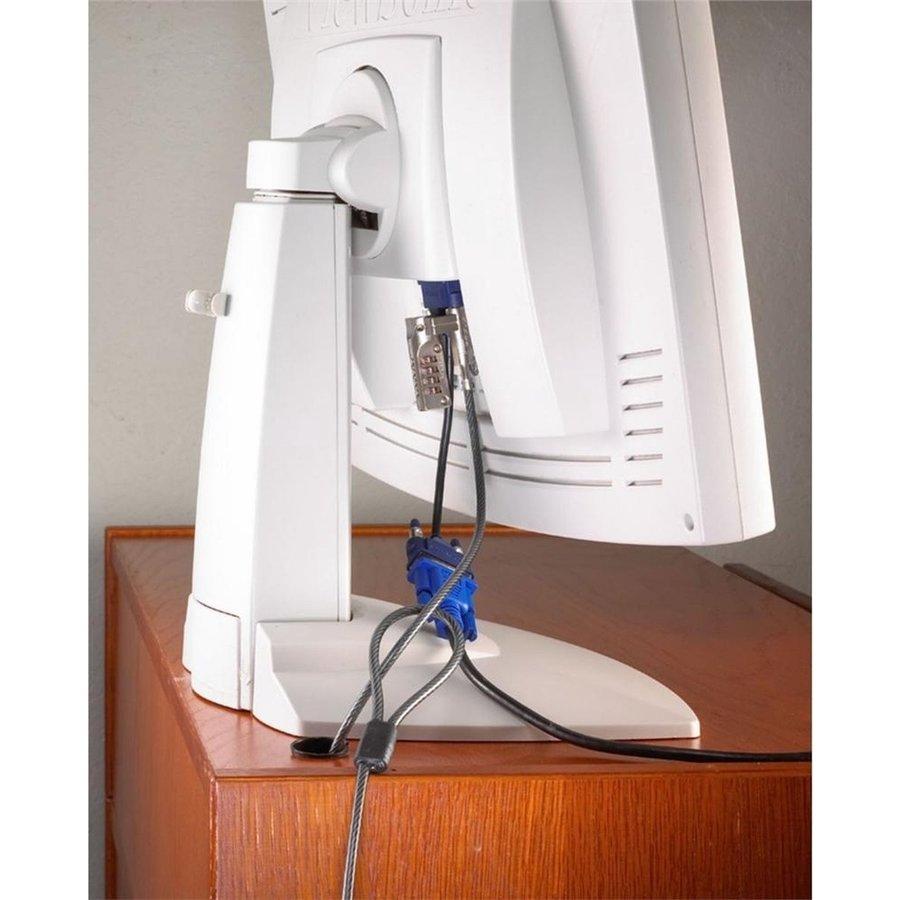 Targus Defcon VPLC | PA492E | Video Port Combination Lock-4