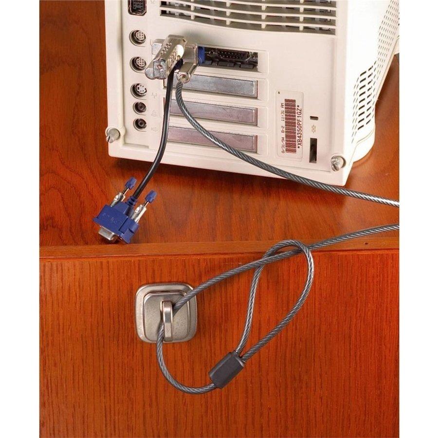 Targus Defcon VPLC | PA492E | Video Port Combination Lock-5