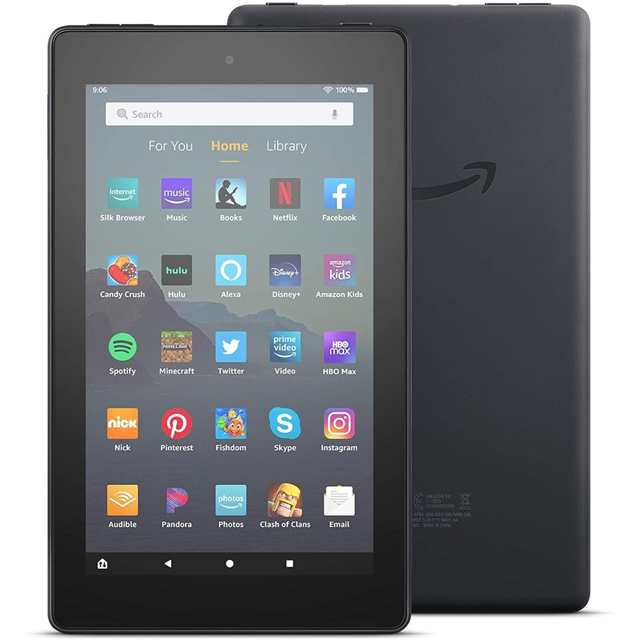 Amazon Fire 7 tablet |  7 inch scherm | 32 GB  | 9e generatie-1