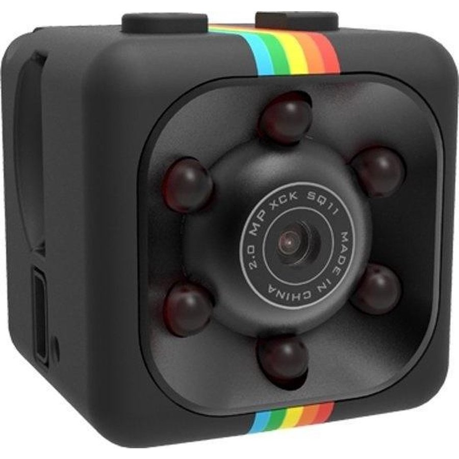 SQ11  mini Sports HD camera | Spycam | 1080P | 30 FPS-5