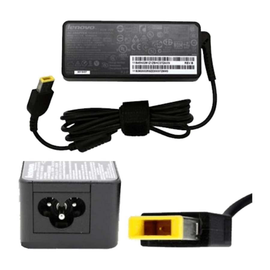 Lenovo adapter square pin 65W 20V/3,25A-2