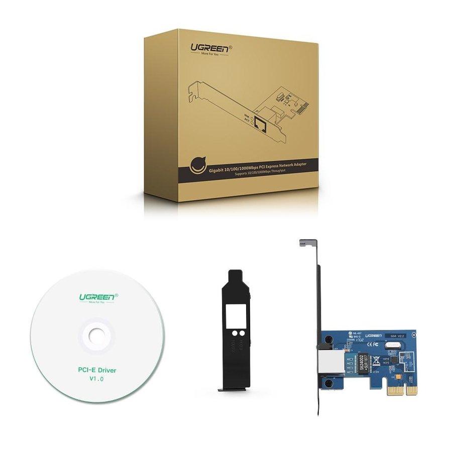 Ugreen PCI  Express Netwerk Adapter-3