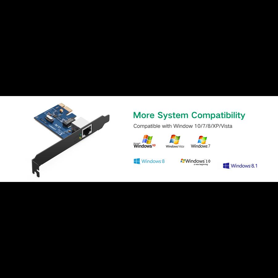 Ugreen PCI  Express Netwerk Adapter-4