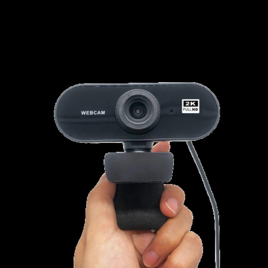 ZIZA Z2K webcam met microfoon | 2K Quad HD | 2560×1440-1