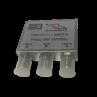 thumb-ArchSat 2x1 DiSEqC Switch-1