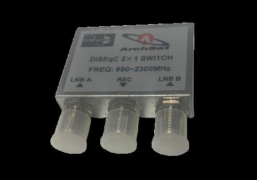 ArchSat 2x1 DiSEqC Switch