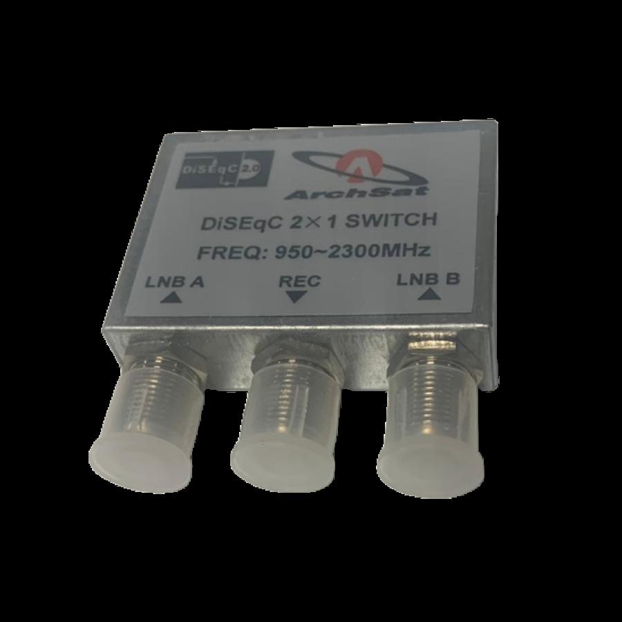 ArchSat 2x1 DiSEqC Switch-1