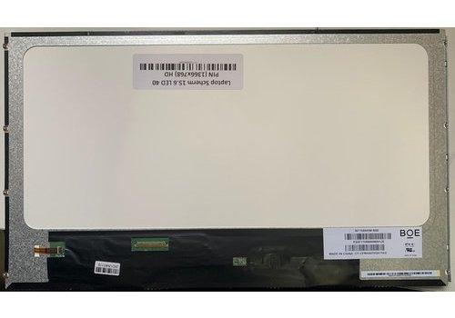 15.6 inch Laptop LCD LED Scherm - 40 pin - 1366x768 - Links - NT156WHM-N50