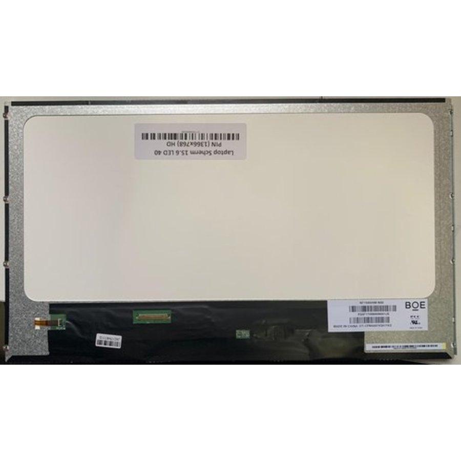 15.6 inch laptop scherm 1366x768 Glans 40Pin - NT156WHM-N50-2
