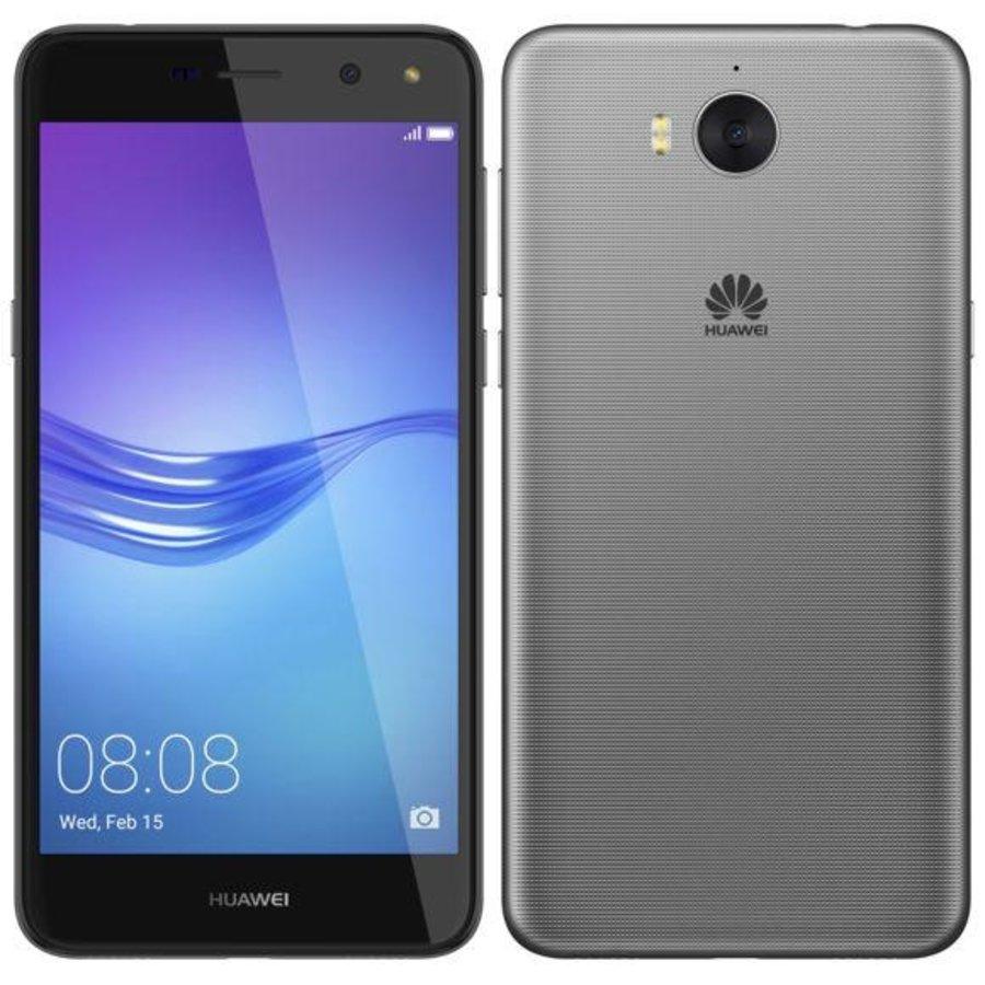 Huawei Y6 (2017) | 16GB | Grijs-1
