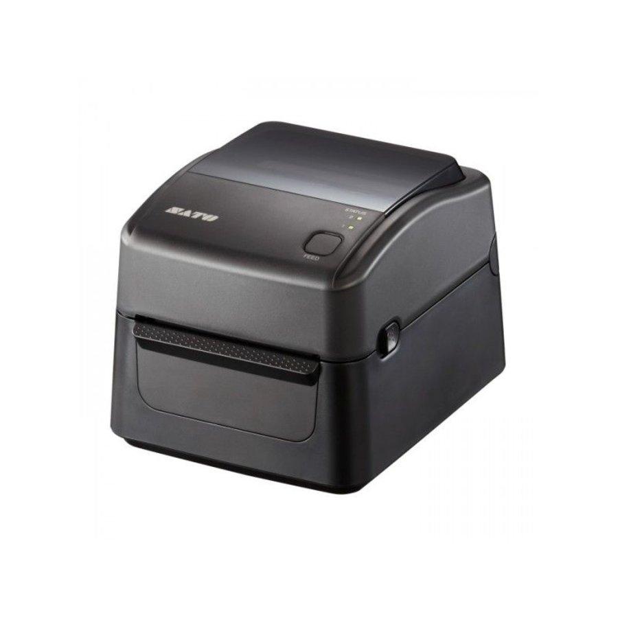 Sato WS408DT-LAN | Thermal Printer | 203 DPI | USB + LAN-1