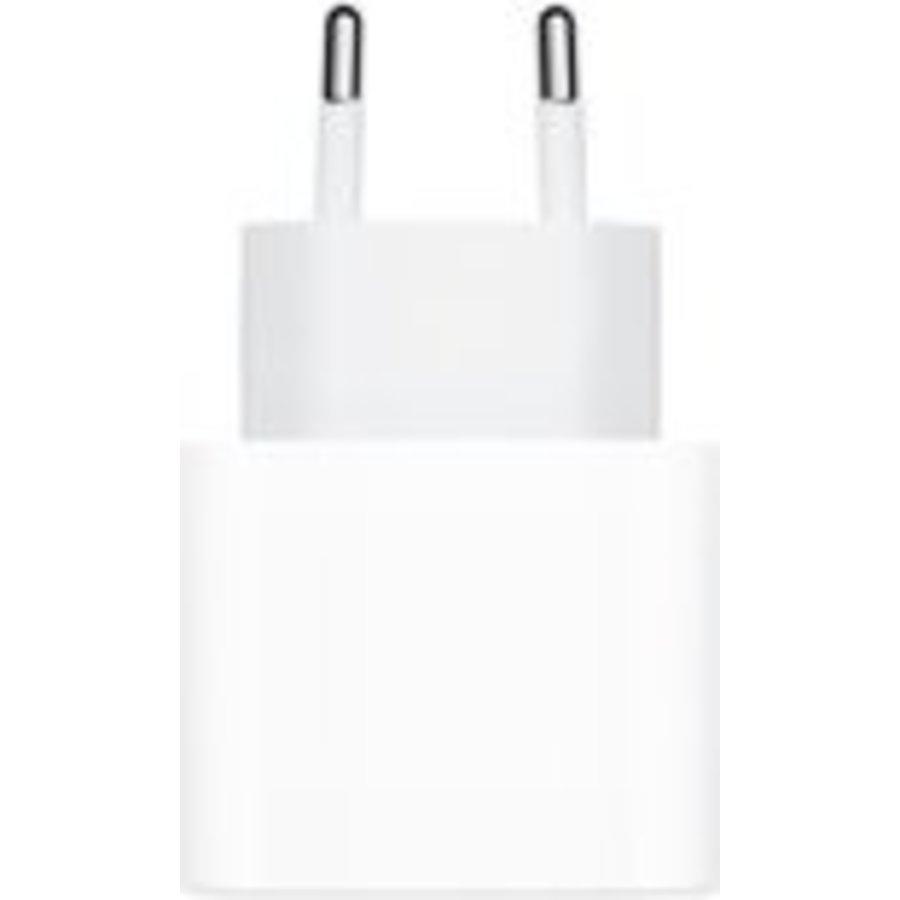 Apple 20W USB-C Snellader - Wit-1