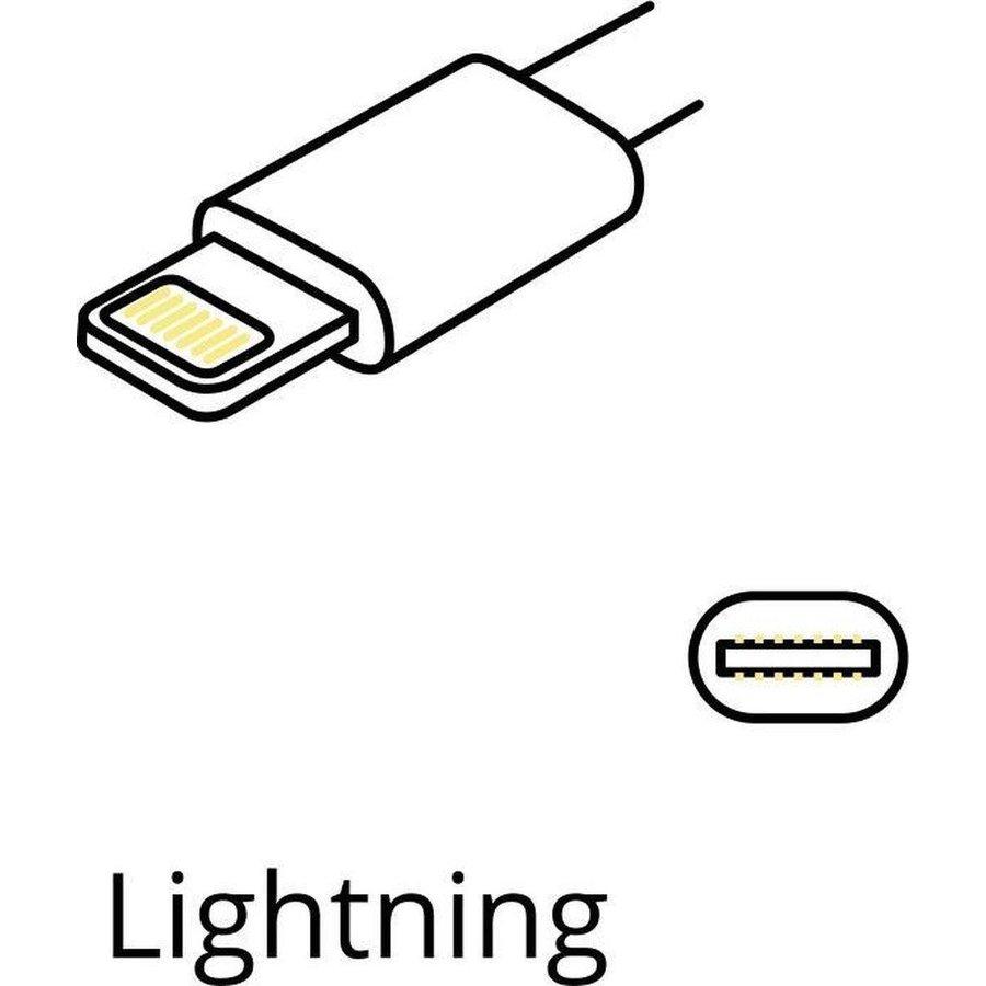 Apple USB-C naar lightning kabel - 1 meter-4