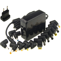 thumb-Universele laptop oplader - max 90W - voor Asus, Acer, HP, Dell, Lenovo, Samsung, Sony en meer-1