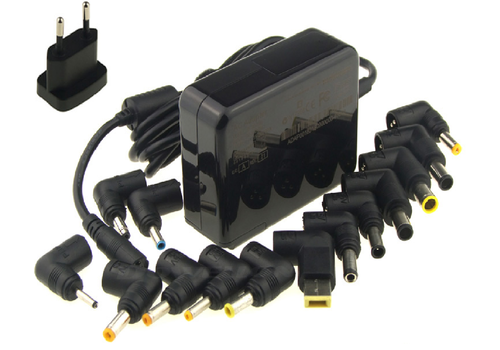 Universele laptop adapter / oplader 45W-65W-90W - Asus - Acer-HP - Dell - Lenovo - Samsung - Sony
