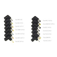 thumb-Universele laptop oplader - max 90W - voor Asus, Acer, HP, Dell, Lenovo, Samsung, Sony en meer-2