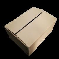 thumb-Kartonnen doos 392x292x184mm 5st   enkelgolfkarton-1