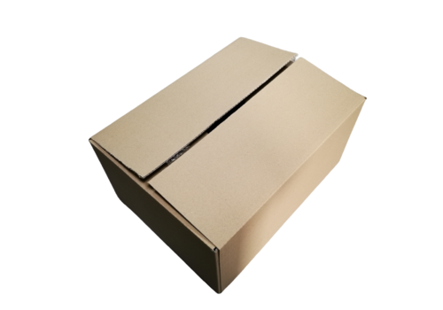 Kartonnen doos 392x292x184mm 5st | enkelgolfkarton