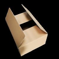 thumb-Kartonnen doos 392x292x184mm 5st   enkelgolfkarton-2