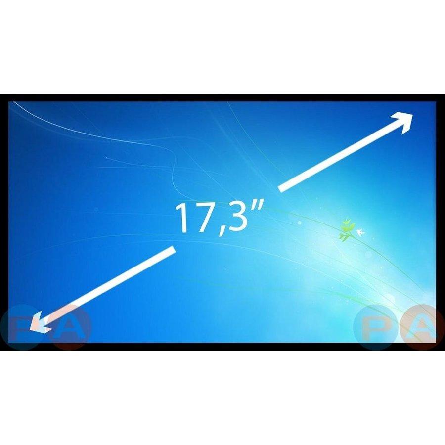 17.3 inch laptop scherm 1600x900 glans 40Pin - N173FGE-L23-1