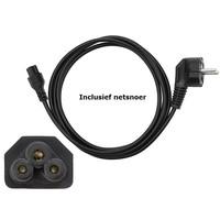 thumb-Zazitec adapter voor HP - 45W 19V/2,31A (4,5 x 3,0mm)-2
