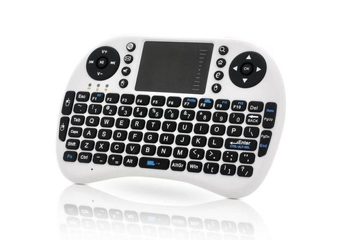 RII I8 Mini Keyboard en Muis