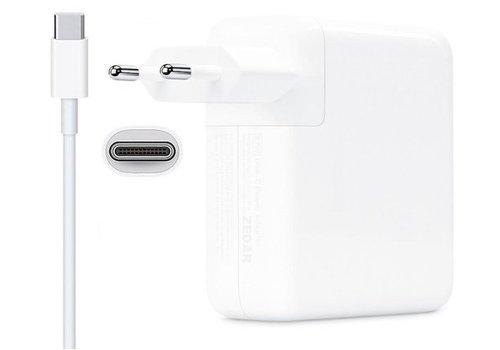 Oplader voor Macbook Pro - 87W USB-C  - met kabel