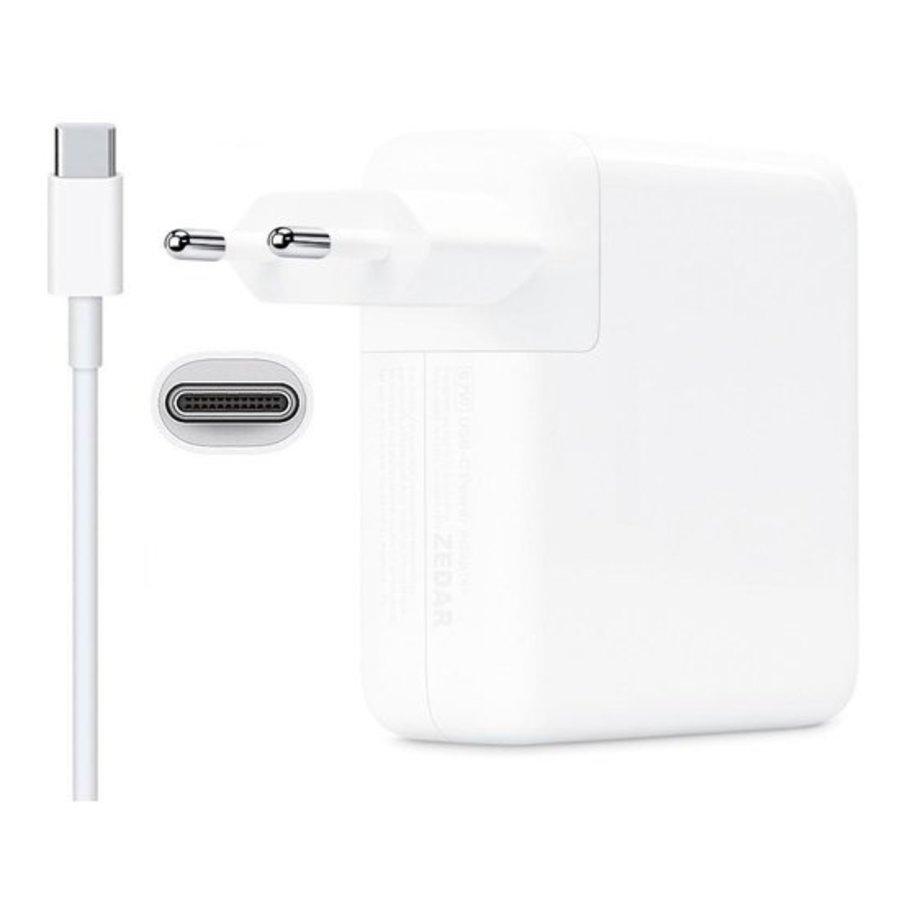 Oplader voor Macbook Pro - 87W USB-C  - met kabel-1