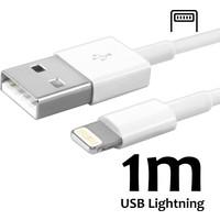 thumb-Apple USB kabel naar lightning - 1 meter-1