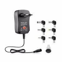 thumb-Zazitec Universele Adapter 30W 3V-12V 2.5A met usb-1