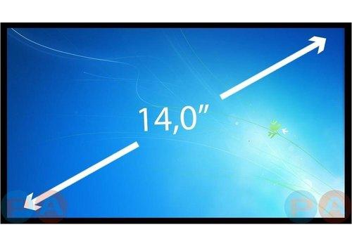 14.0 inch laptop scherm 1366x768 mat 40Pin - HB140WX1-400