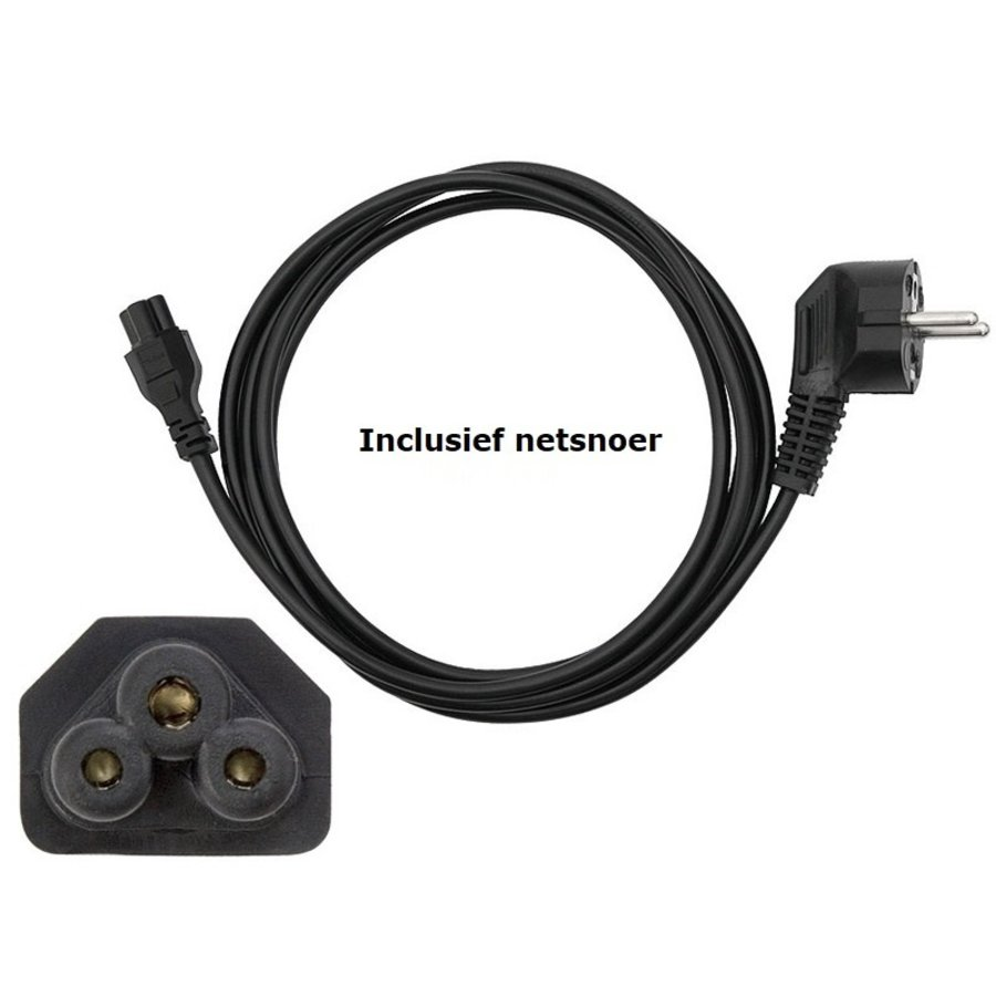 Dell laptop oplader - 65W - 4.5 x 3.0mm-4