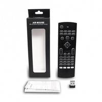 thumb-MX3 Air Mouse / Flymouse met backlight toetsenbord-1