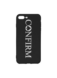 Confirm Case Classic iPhone 7 Plus / 8 Plus Black