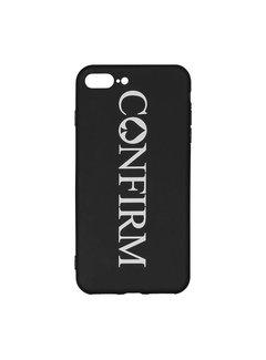 Confirm Case Classic iPhone 7 Plus / 8 Plus Zwart