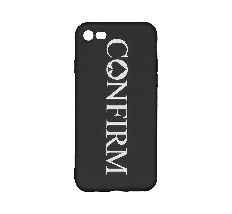 Confirm Case Classic iPhone 7/8 Zwart