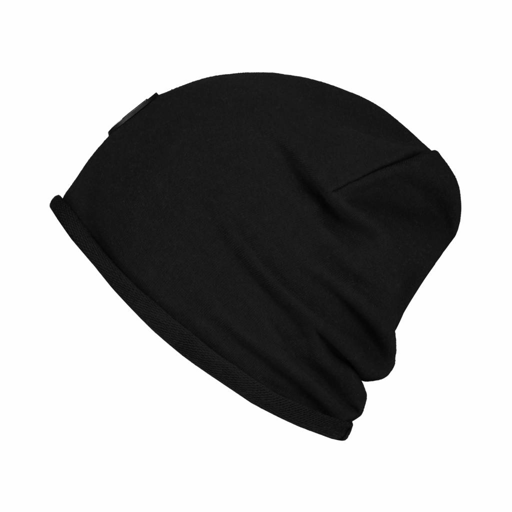 Confirm Beanie Spade Patch - Black-2