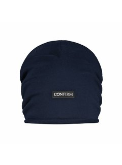 Confirm Beanie Brand Patch - Navy