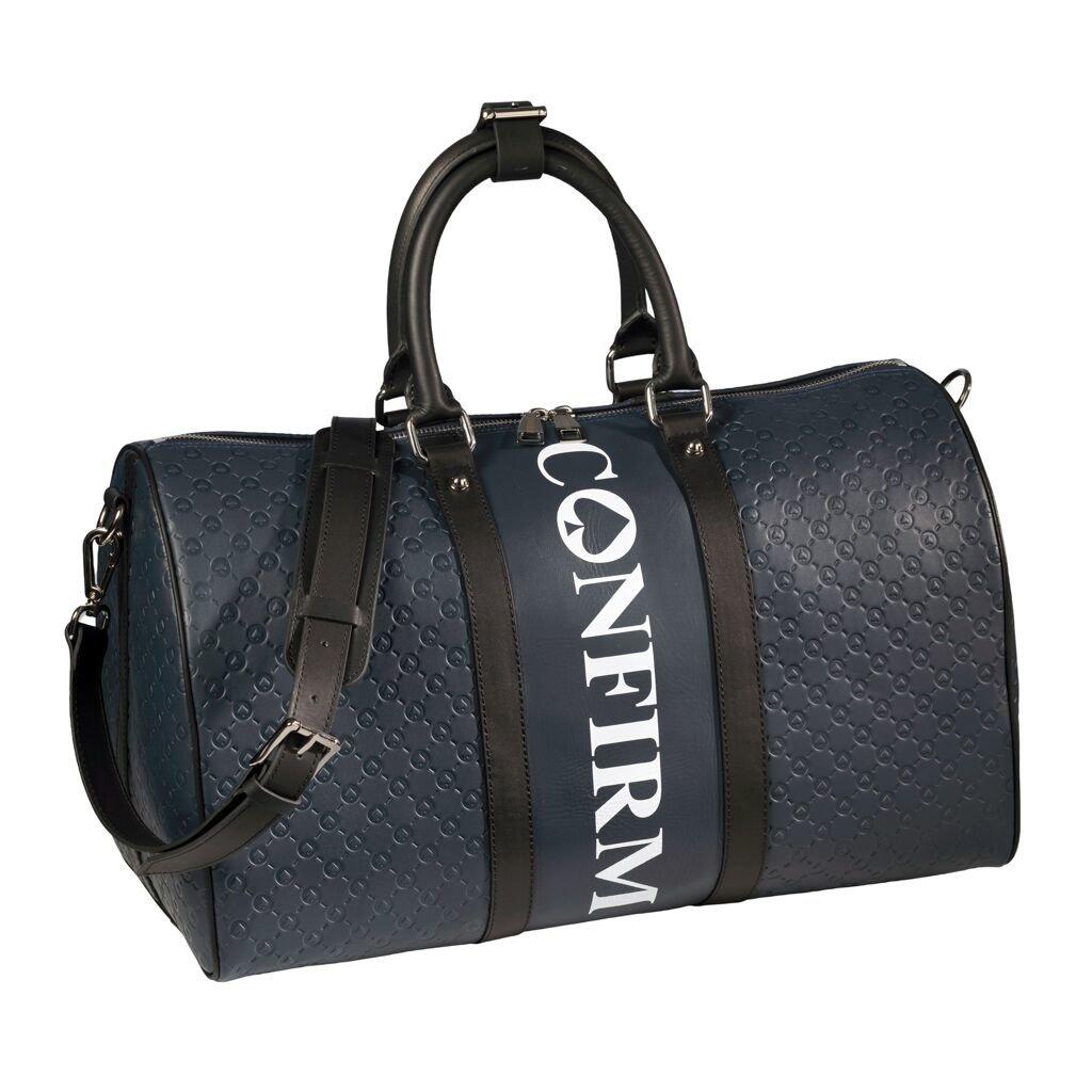 Confirm Travelbag Vita Black Blue-1