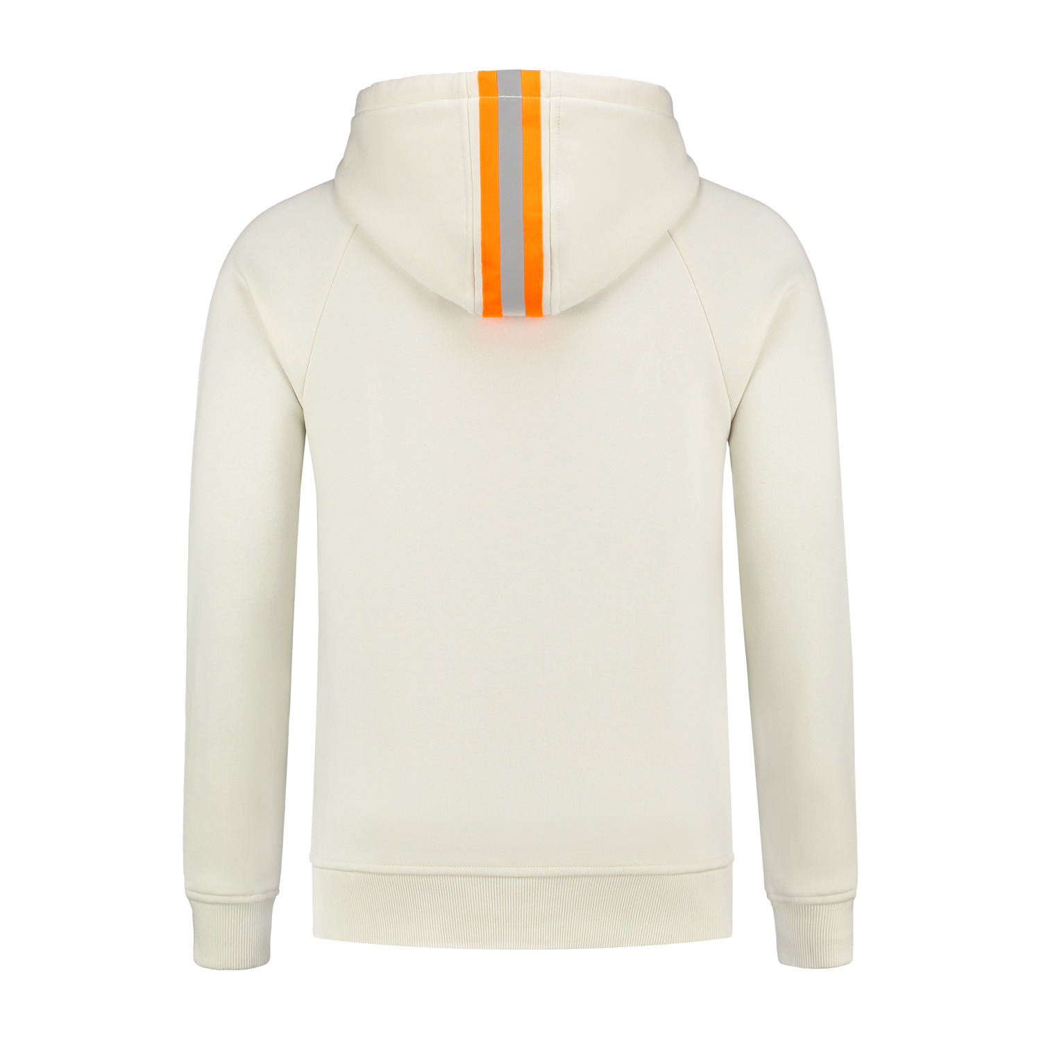 Confirm Fluor Reflective Hoodie - Offwhite-3