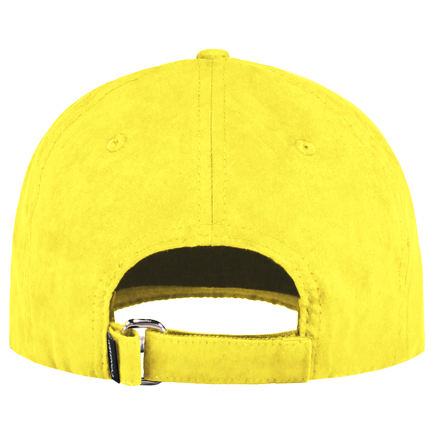 BRAND SUEDE LOOK - YELLOW-3