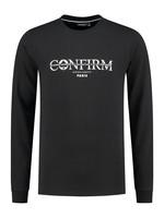 Brand T-shirt  Adventure - zwart