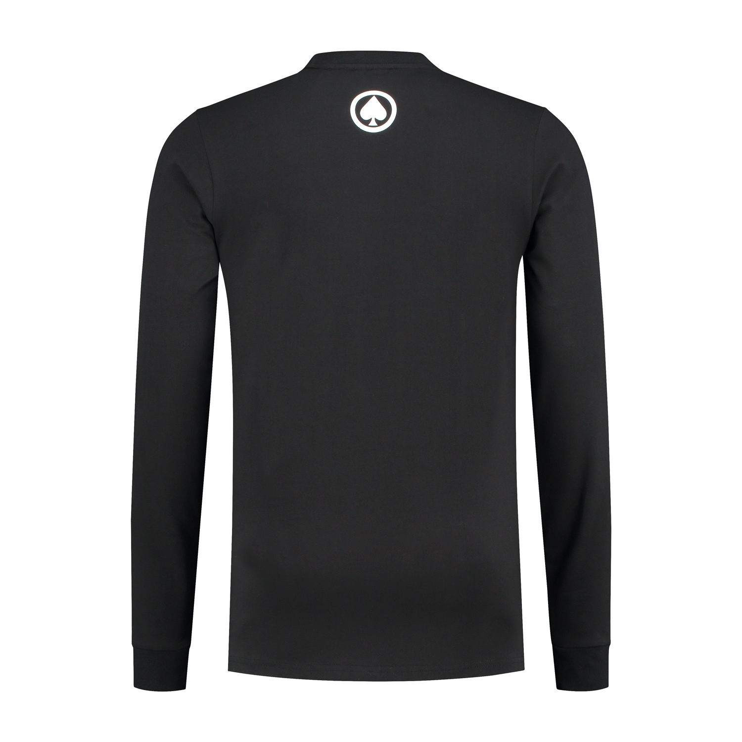 Confirm Brand T-shirt   Adventure Long Sleeve -  Black-3