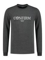 Brand T-shirt Adventure - darkgrey